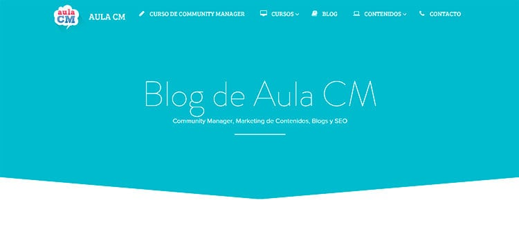 Mejores blogs sobre marketing online - Aula CM