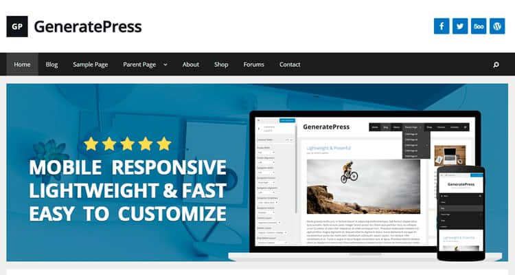 tema-wordpress-generatepress
