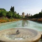 Alcázar de los reyes cristianos en Córdoba 1