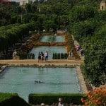 Alcázar de los reyes cristianos en Córdoba 3