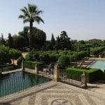 Alcázar de los reyes cristianos en Córdoba 4