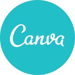 Logotipo de Canva