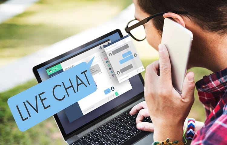 Chat para WordPress gratis.