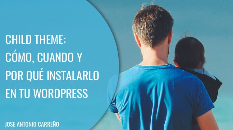 Child Theme para Wordpress.