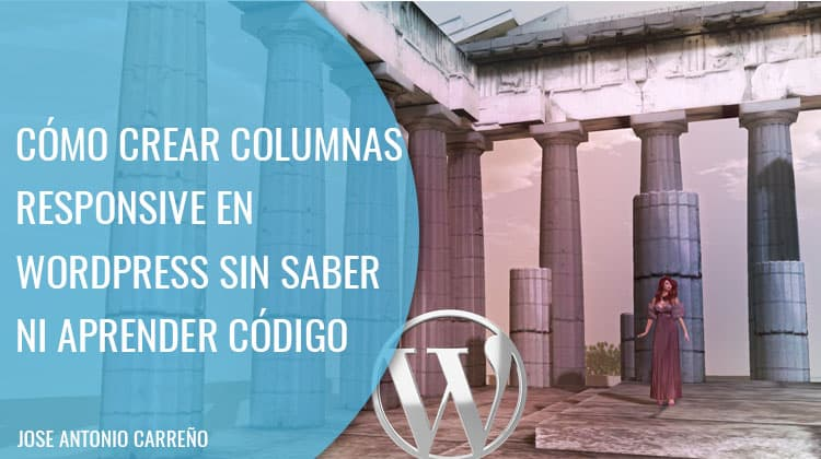 Cómo crear columnas en Wordpress con Lightweight Grid Columns