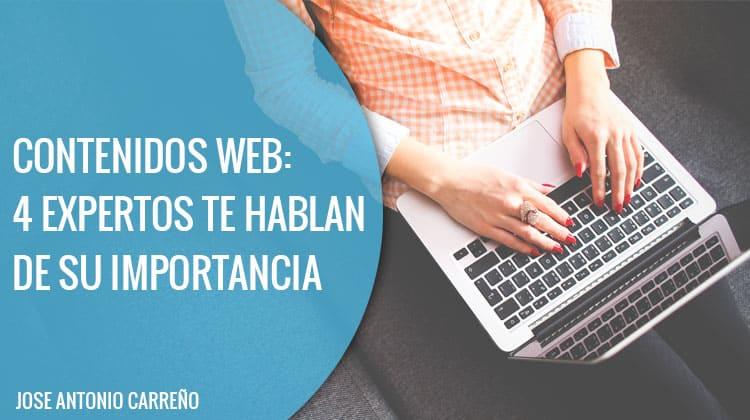 Contenidos Web - Videos