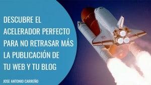 Crear un blog profesional rapido