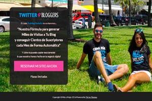 Diseñador web WordPress de Más y Mejor.