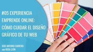 Diseño gráfico web.