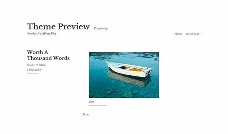 Diseño de plantillas wordpress gratis