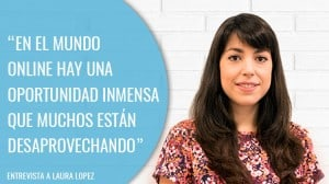 Entrevista a Laura López de lauralofer.com