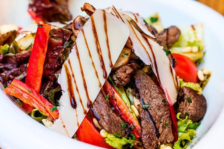 Fotografías de calidad para páginas web para restaurantes.