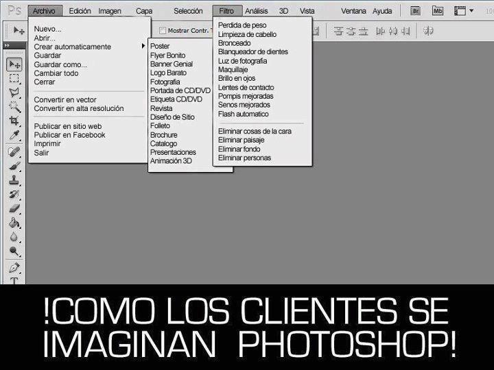 Humor Gráfico sobre diseño web y grafico 19