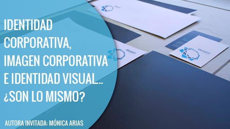 Identidad corporativa e identidad visual