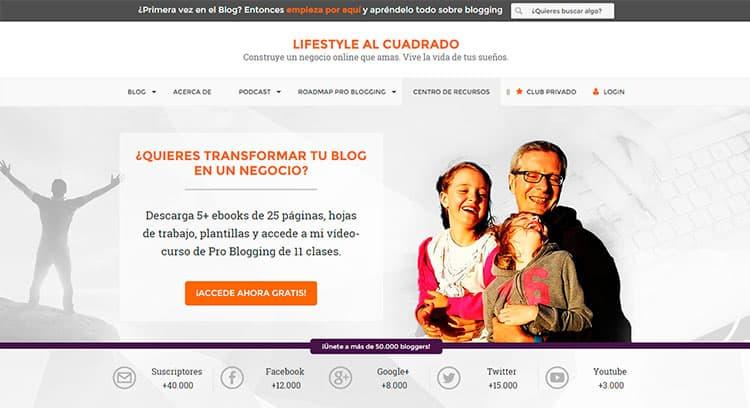 Lifestylealcuadrado.com - El blog de Franck Scipion