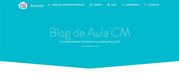 Mejores blogs sobre marketing online - Aula CM