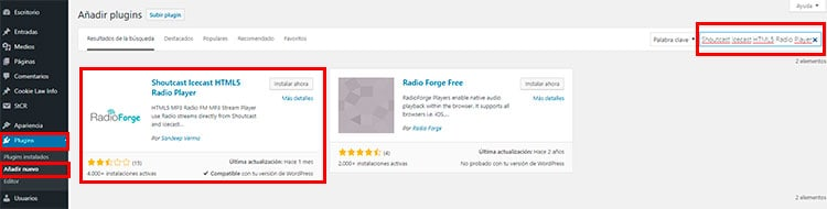 plugin-wordpress-hacer-radio-online