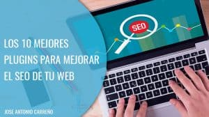 Plugins SEO para WordPress.