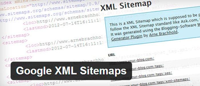 Plugins SEO para WordPress: XML sitemaps.