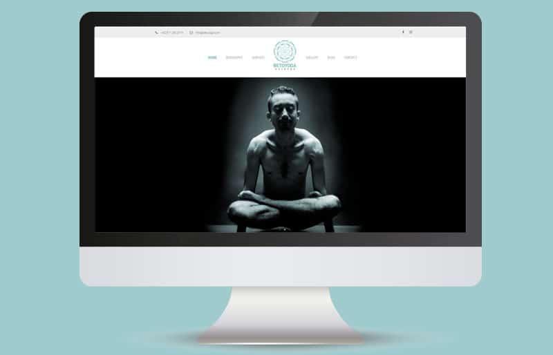 Portafolio web: trabajo realizado para Edilberto Perez