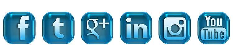 Redes sociales que utilizo