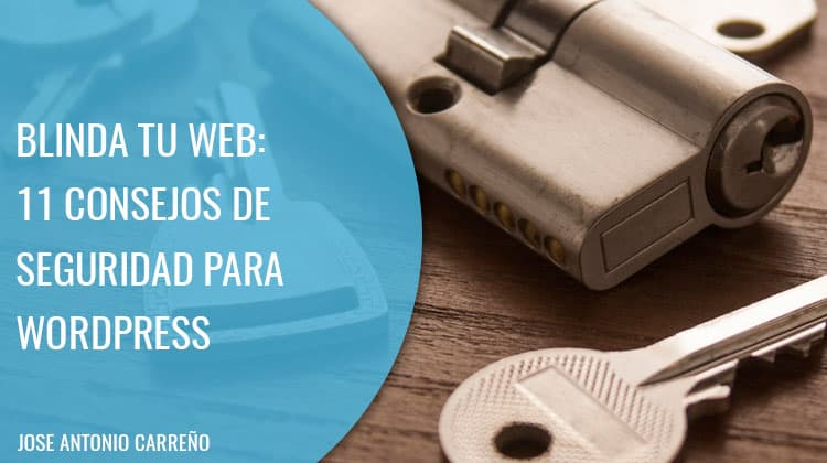 Seguridad Wordpress.