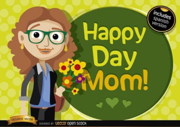 tarjetas de felicitacion dia de la madre 12