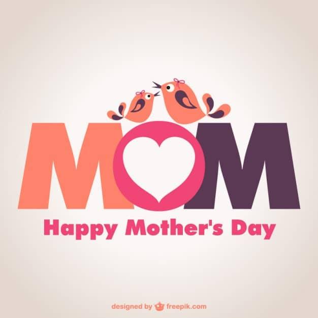 tarjetas de felicitacion dia de la madre 2