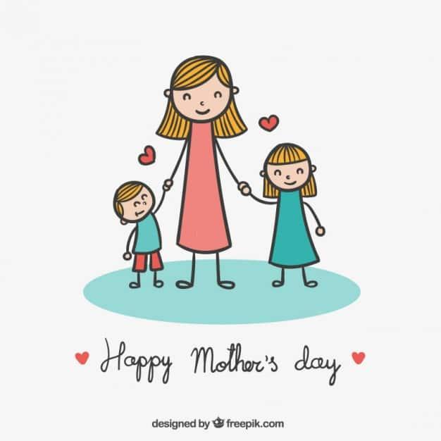 tarjetas de felicitacion dia de la madre 3
