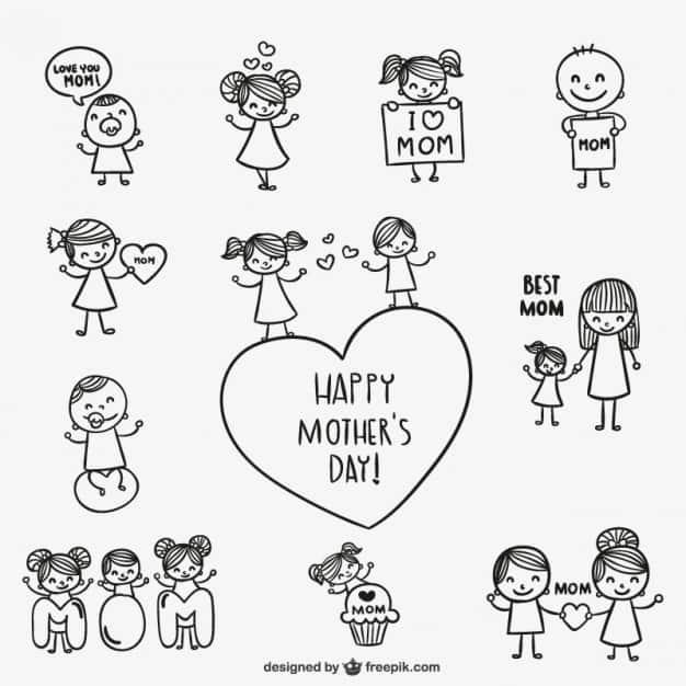 tarjetas de felicitacion dia de la madre 6
