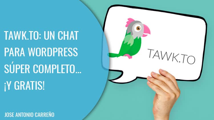 Tawk.to: chat para WordPress gratis.