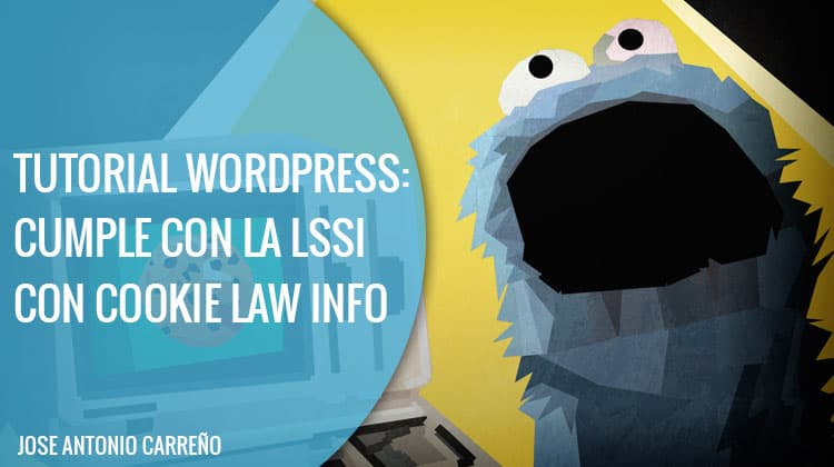 Tutorial Wordpress del plugin Cookie Law Info